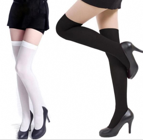 Socks Women's Sexy  Socks Ladies Thigh High Socks Tights  Zabardo